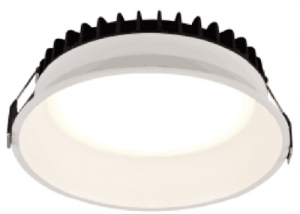 WB06R series-9W-15W-20W redondo empotrado foco Downlight Led Spot luz