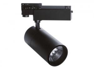 WTL01 serie-Rail de focos 30W 40W Cree Luz LED de pista carril