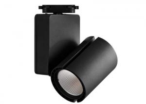 WTL0350 50W Cree Iluminación sobre riel LED con Triac 0-10V Dali regulable driver 3000K 4000K Rieles y carriles de luz de techo