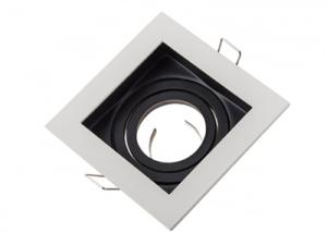 WM0303 cuadrado empotrada GU10 MR16 de luz Fixtures socket accesorios