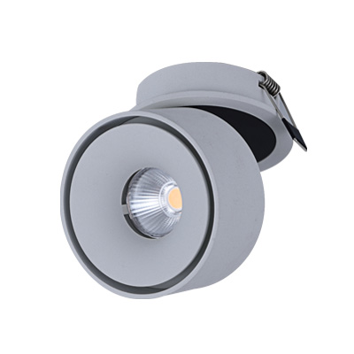 WB0712B-18B-12W 18W indoor led recessed Adjustable Ceiling spotlight 360 degree white colour