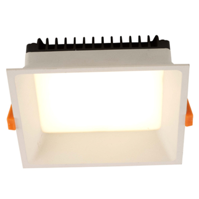 WB06S series-9W-15W-20W square recessed LED Downlights Spot light