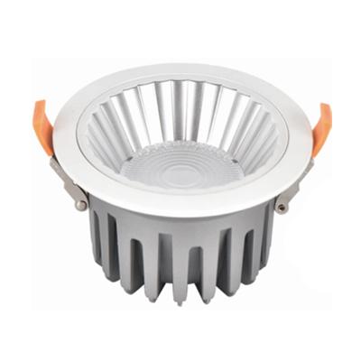 WY02 series-10W-15W-20W-30W-40W led downlight recessed IP44 Matt White
