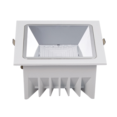 WJ04S series-LED Downlight 10W 20W 30W 40W square recessed downlights