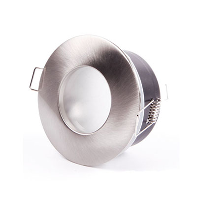 WM0301 GU10 MR16 recessed round fixture fittings light holders fixtures IP54