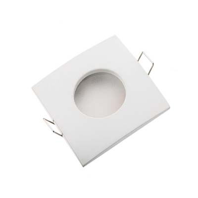 WM0302 Square recessed GU10 MR16 fixture fittings light holders fixtures IP54